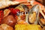 Seafood Combo Set C