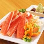 Crab Stick Sashimi