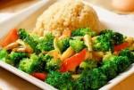 Hibachi Vegetable Delight