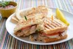 Smoked Chicken Sandwiches