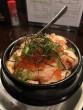 Smoked Salmon Hot Stone Bowl