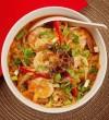 Grilled Shrimp Ramen