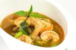 S09[T] Shrimp Tom Yum Soup