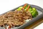 SP10 Sizzling Teriyaki NY Steak