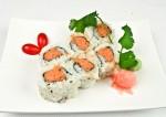 D10 Spicy Salmon Maki