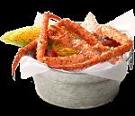 Boil King Crab Legs [8Oz]